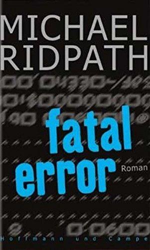 9783455063196: Fatal Error