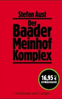 9783455082531: Der Baader Meinhof Komplex (German Edition)