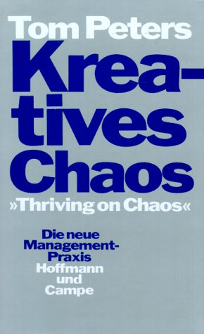 thriving on chaos thomas j peters
