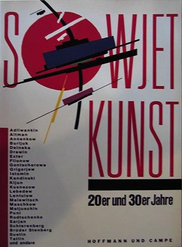 Sowjetkunst - 20er und 30er Jahre -