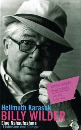 9783455084535: Billy Wilder: Eine Nahaufnahme (German Edition)