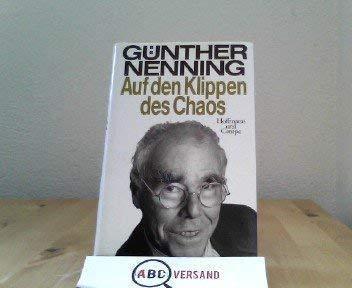 9783455085259: Auf den Klippen des Chaos (German Edition)