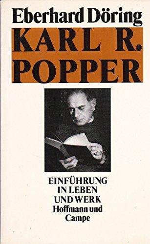 9783455086263: Karl R. Popper: Einführung in Leben und Werk
