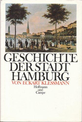 9783455088038: Geschichte der Stadt Hamburg (German Edition)
