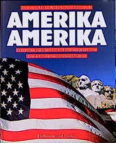 9783455088298: Amerika, Amerika: Das grosse Buch der USA (Ein Merian-Buch) (German Edition)