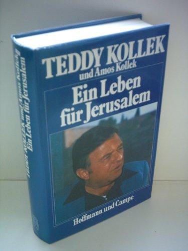 9783455089134: Ein Leben für Jerusalem.
