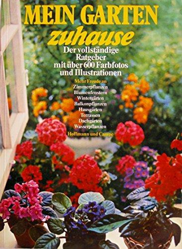 9783455089141: Mein Garten zuhause