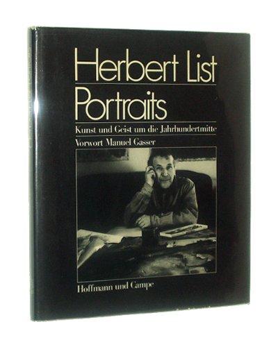 Portraits: List, Herbert