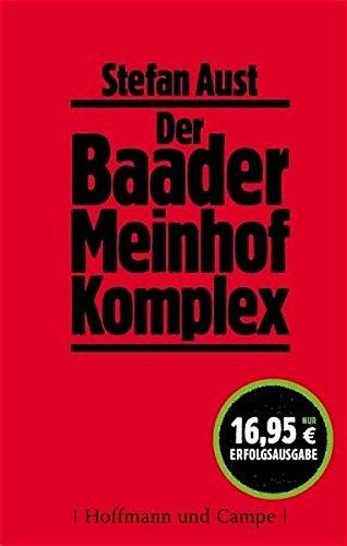 9783455095166: Der Baader Meinhof Komplex