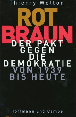 9783455113105: Rot-Braun