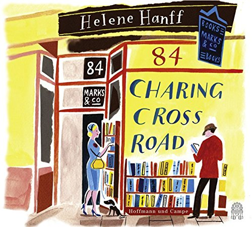 9783455240009: 84, Charing Cross Road: Eine Freundschaft in Briefen