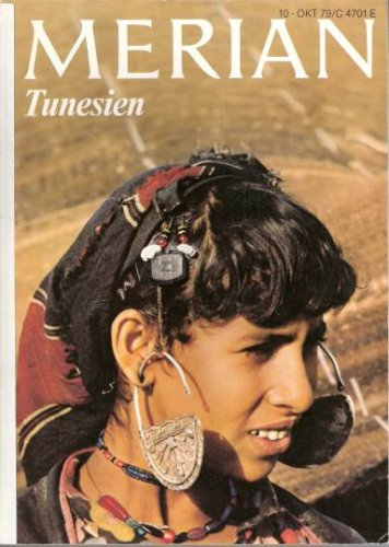 9783455279108: Merian - Heft Nr. 10 : Tunesien - 32. Jahrgang.