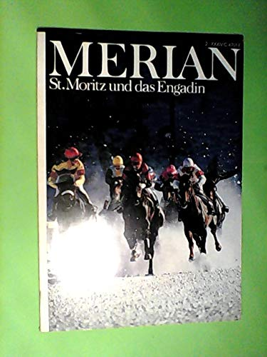 9783455281026: St. Moritz und das Engadin