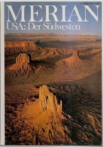 9783455284027: Merian USA: Der Südwesten: Arizona. Nevada. New Mexico. Utah