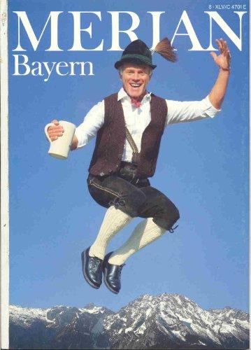 Bayern (Merian Heft): Will Keller