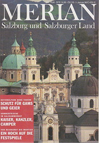 9783455296013: Salzburg und das Salzburger Land