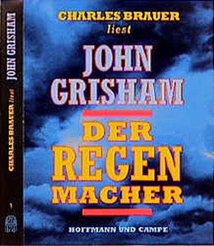 9783455301137: Der Regenmacher. 4 Cassetten.