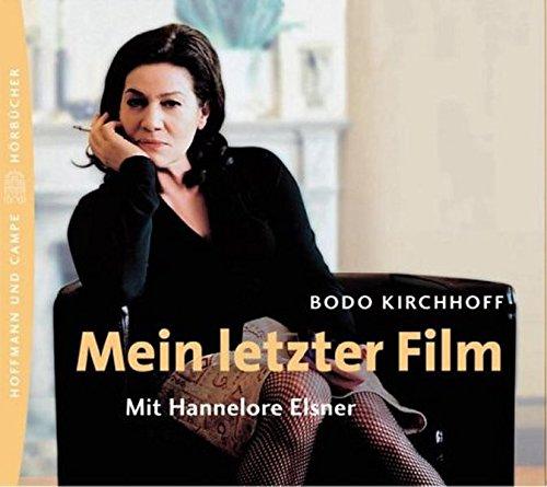 9783455303339: Mein letzter Film: Hörstück. Monolog