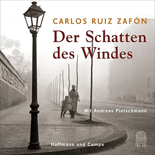 9783455303629: Der Schatten des Windes, 7 Audio-CDs