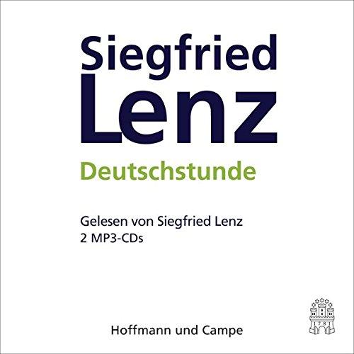 Lenz, S: Deutschstunde/2 MP3-CDs - Lenz, Siegfried