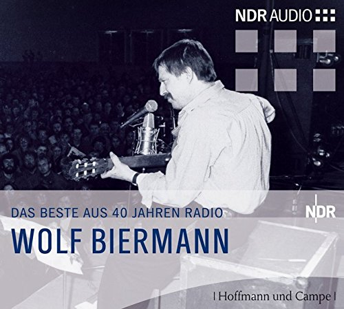 Zu Gast beim NDR. 2 CDs: Wolf Biermann