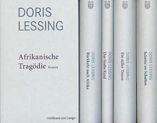 9783455404906: Lessing Werkauswahl in 5 Bänden: Auswahl der Werkauswahl in Einzelbänden
