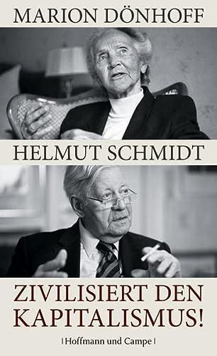 9783455502817: Zivilisiert den Kapitalismus!: Herausgegeben von Theo Sommer