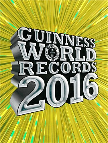 9783455503852: Guinness World Records 2016