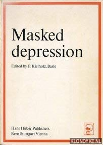 9783456003764: Masked Depression