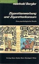 9783456807553: Zigarettenwerbung und Zigarettenkonsum: Eine psychologische Studie (Beiträge zur empirischen Sozialforschung) (German Edition)