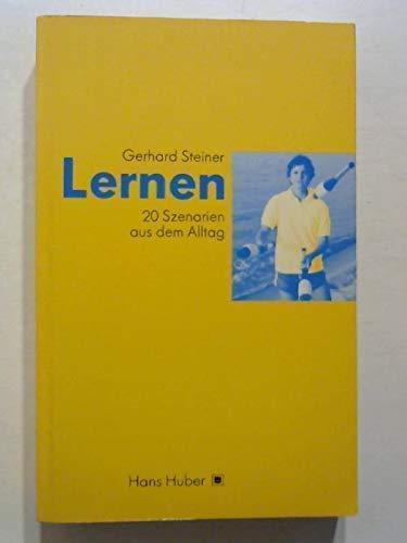 9783456815596: Lernen: Zwanzig Szenarien aus dem Alltag (German Edition)