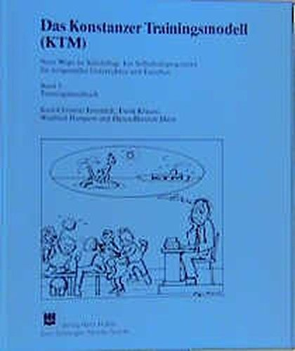 Das Konstanzer Trainingsmodell ( KTM) I. Trainingshandbuch