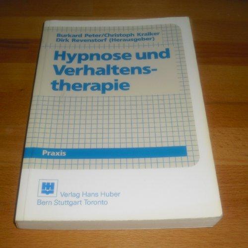 9783456819792: Hypnose und Verhaltenstherapie. ( Psychologie Praxis) .