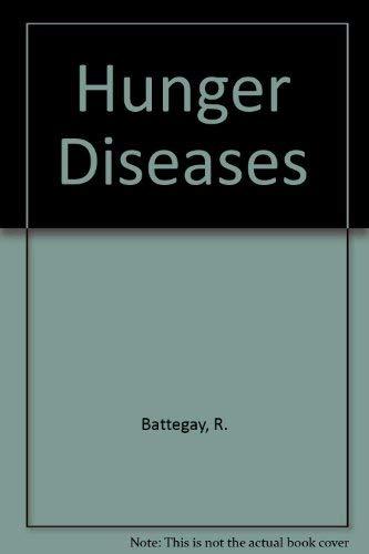 9783456819907: Hunger Diseases