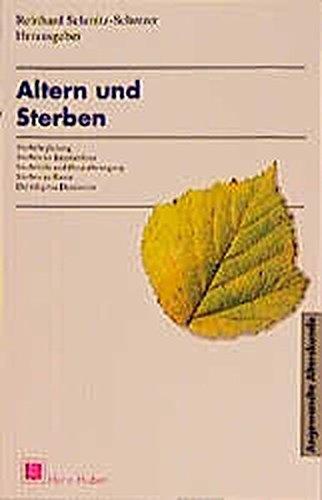 9783456823041 Altern Und Sterben Abebooks Karl