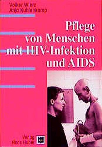 9783456828244: Pflege von Menschen mit HIV- Infektion und AIDS.