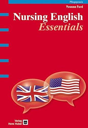 9783456833040: Nursing English Essential.