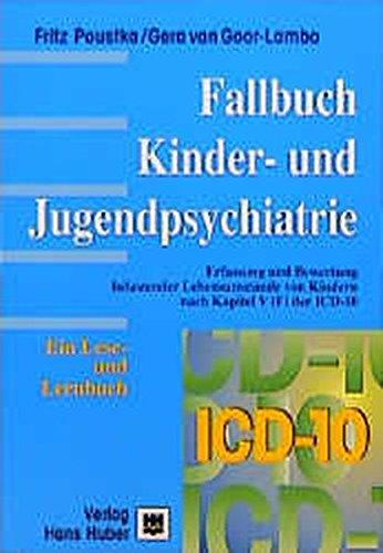 9783456834214: Fallbuch Kinder- und Jugendpsychiatrie.