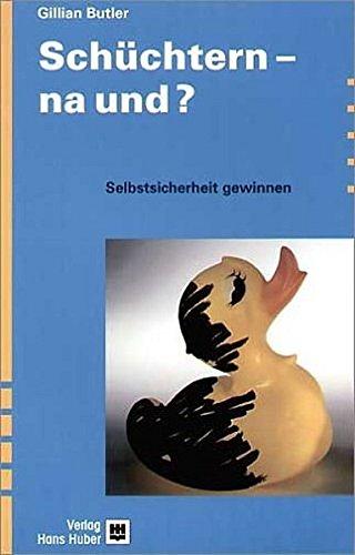 9783456836287: Schüchtern, na und?