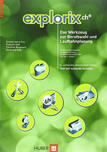 9783456837444: EXPLORIX, Ausgabe Schweiz