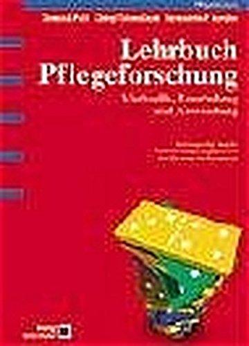 9783456839370: Lehrbuch Pflegeforschung: Methodik, Beurteilung und Anwendungen
