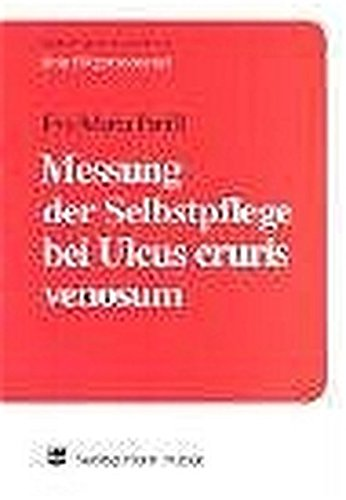 Messung der Selbstpflege bei Ulcus cruris venosum. (3456840489) by Claire Messud