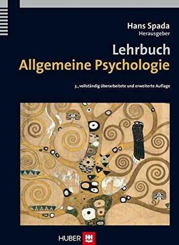 Lehrbuch Allgemeine Psychologie: Hans Spada