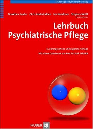 9783456842738: Lehrbuch Psychiatrische Pflege
