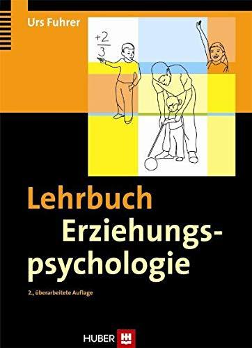 9783456843605: Lehrbuch Erziehungspsychologie