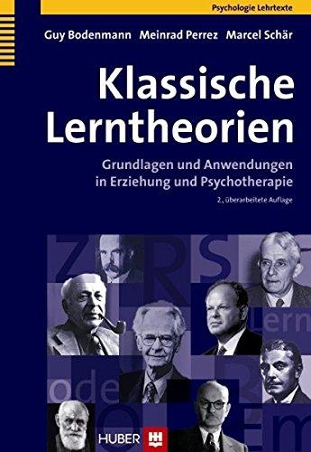 9783456849676: Klassische Lerntheorien