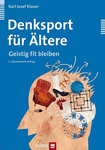 9783456850788: Denksport für Ältere: Geistig fit bleiben