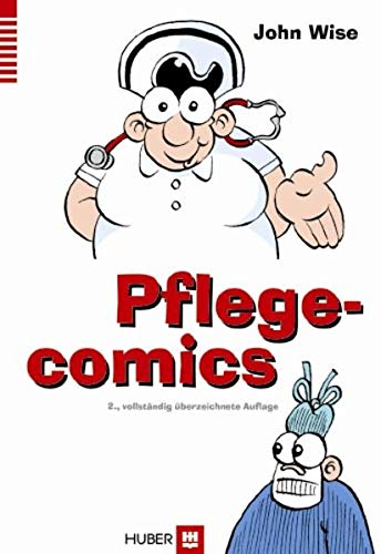 9783456851112: Pflegecomics