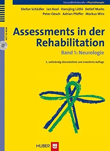 Assessments in der Rehabilitation: Stefan Schädler