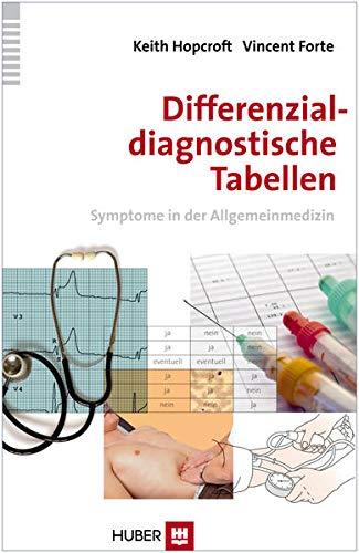 Differenzialdiagnostische Tabellen: Keith Hopcroft, Vincent Forte